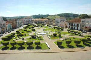 Praça Prefeito Ronaldo Dutra Borges