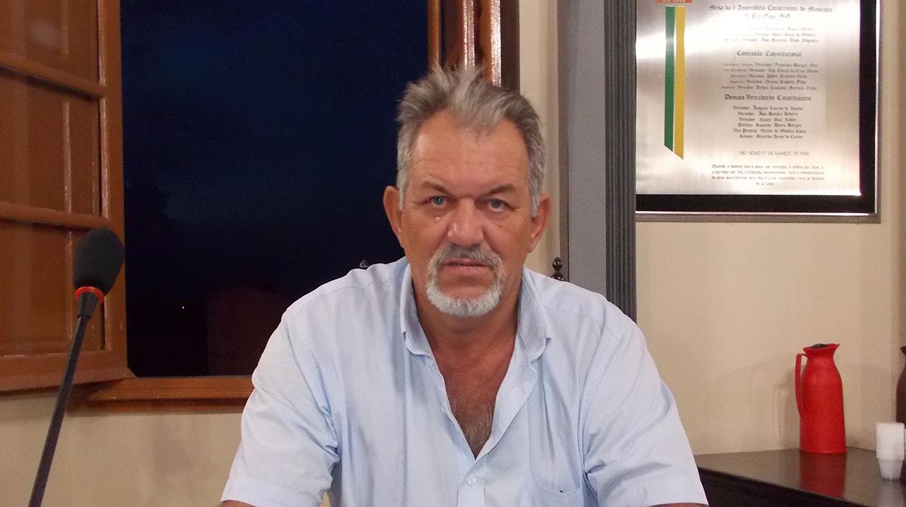 Ivalto Rinco de Oliveira