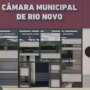 Nova sede da Câmara de Rio Novo